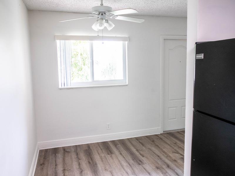 Photograph of 2 bedroom 1 bath